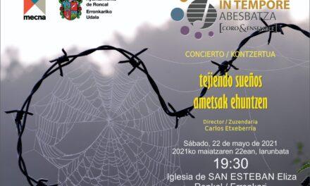 Concierto coral y Día Internacional de los Museos